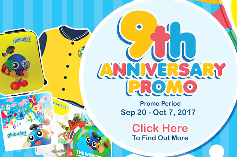 9th Anniversary Promotion