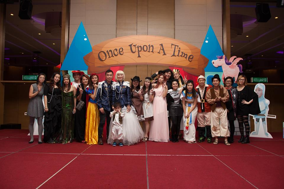 Fairytales - Annual Dinner 2015