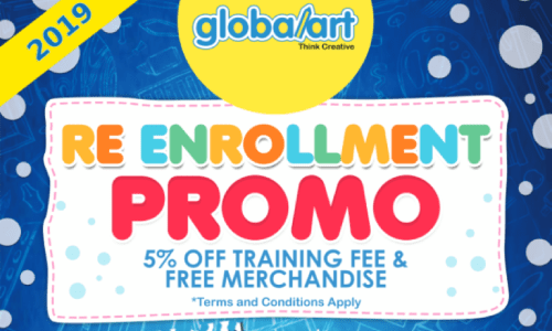 2019 Re-enrollment Promo
