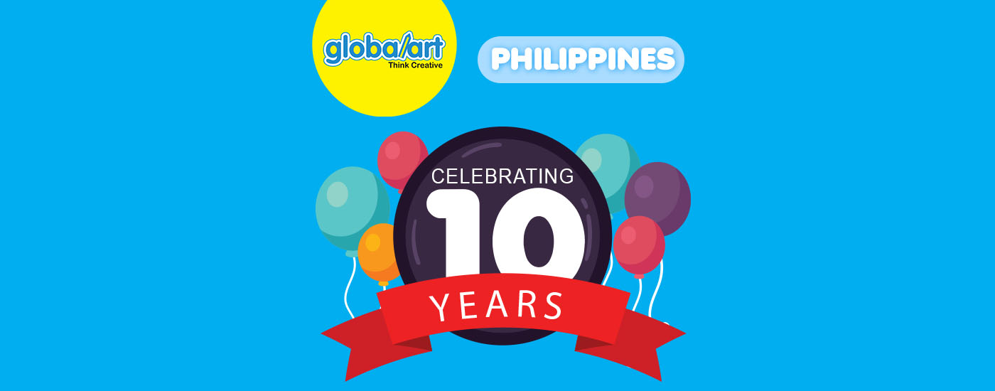 Globalart philippines celebrating 10-years